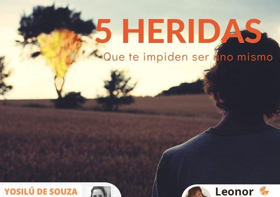 """Webinar: «Las cinco heridas del alma que impiden ser uno mismo"""""""